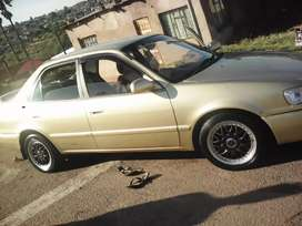 Toyota rxi 20valve the car is in mint condition paper work is in order