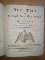 Dziennik Urzędowy Królestwa Pruskiego 1837