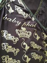 Платье-туника с кошками Baby Phat