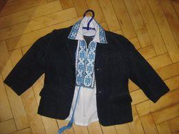 пиджак для мальчика 2-3 лет