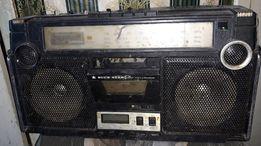 Магнитофон кассетный на запчасти