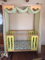 Детская кроватка и комод-пеленальный с доставкой по Киеву