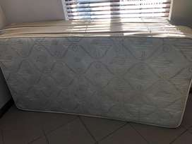 2 single bed mattresses for sale