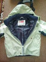 Куртка демисезонная Lenne