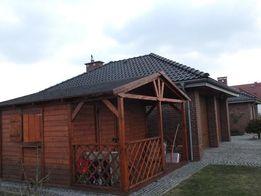 Domek drewniany Żonkil