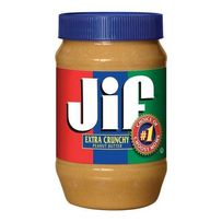 Арахисовое масло/ арахисовая паста Jif Extra Crunchy 1.13 кг. из США