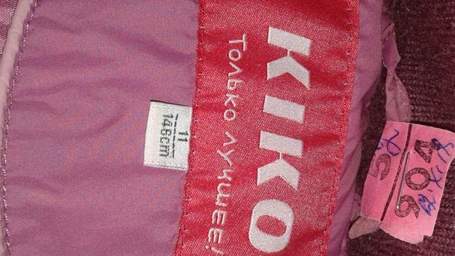 Пуховик Kiko для девочки, размер 146, тёплое Днепр - изображение 1