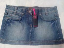 Юбка джинсовая Playboy