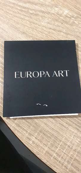 R2490 Europa Art voucher selling at R2000