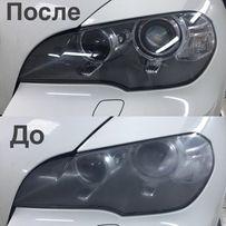 Полировка фар Киев
