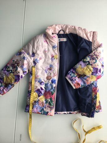 Куртка для девочки весна-осень H&M 2-3 г., р.98 Киев - изображение 4