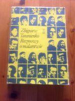 Rozmowy o malarstwie Zbigniew Taranienko