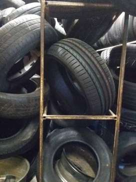 Tyres good used from R100 and we also do new tyres and rim repairs..