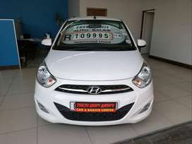 2014 HYUNDAI I10 1.1 GLS WITH ONLY 79771KMS NOW SELLING FOR R109995