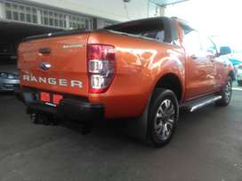 FORD RANGER 3.2 6-SPEED AUTO D-CAB