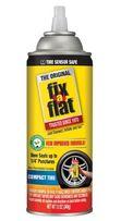 Жидкая запаска FixAFlat США. Жидкая резина герметик для ремонта колеса
