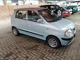 Hyundai atos manual one owner