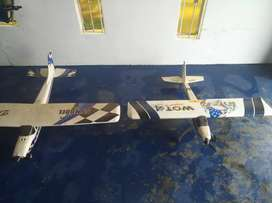 Brushless rc planes