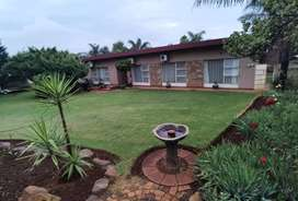 Beautiful house with large yard for sale