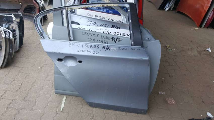 BMW 1 Series Right Rear Door 0