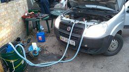 Промывка радиаторов и систем охлаждения