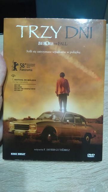"""Trzy dni"" film DVD lektor pl Sosnowiec - image 1"