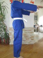 Кімоно кимоно ДЗЮДО Джиу джитсу синє біле Х/Б ПАКИСТАН кімано кимано