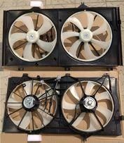 Диффузор радиатора Toyota Camry , Lexus в сборе