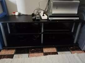 Wood plasma TV stand for sale
