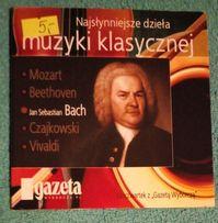 Jan Sebastian Bach -CD 11 utworów