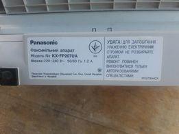 Факс Panasonic № KX-FP207UA