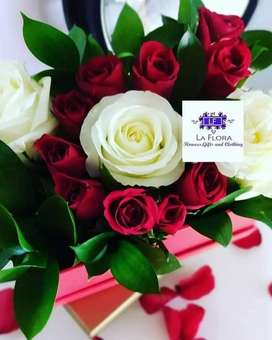 Fresh flowers and gifts by Laflora