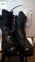 Военные ботинки Haix
