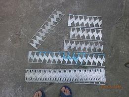 штамп штамповка решетка нержавейка