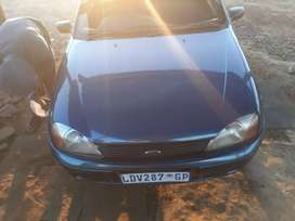 Ford Fiesta in driving condition,well looked after
