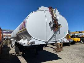 Price Drop On This 48 000 Litres Petrol And Diesel Tanker