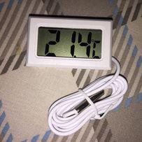Электронный цифровой градусник (термометр) с выносным датчиком 1 метр