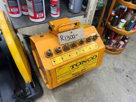 Single phase 160amp tonco welder