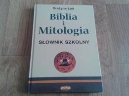 Biblia i mitologia. Grażyna Łoś. Słownik