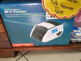 Bill counter Fully automatic