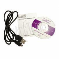 USB вентилятор программируемая надпись!