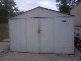 Продам или обменяю металический гараж