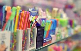 Our national stationary company needs general staff.