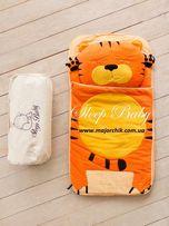 Слипик- спальный мешок, теплое постельное белье в коляску кроватку 4в1