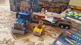 Продам Lego 60079.Транспортер самолетов,870