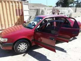Toyota Corolla 130 for sale in good condition