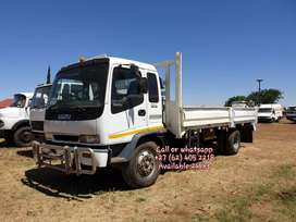 Isuzu FTR800 8ton truck with dropside body for grabs !!