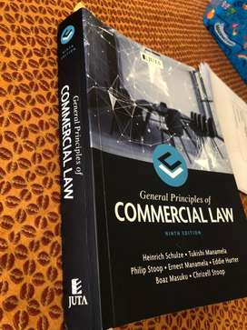 Commercial Law 9th Addition