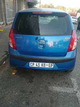 Hyundai i10 2011 for sale accident free