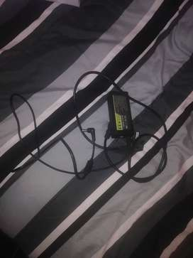 I'm selling my box TV and my laptop charger...